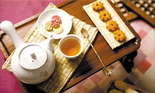 Biała herbata - parzenie