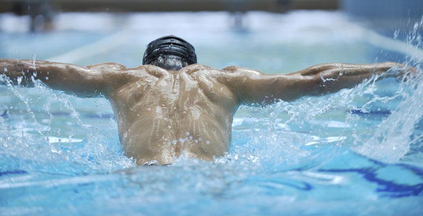 pływanie a zdrowie
